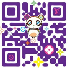 Takashi Murakami QR Code for SET agency (only for Asia)