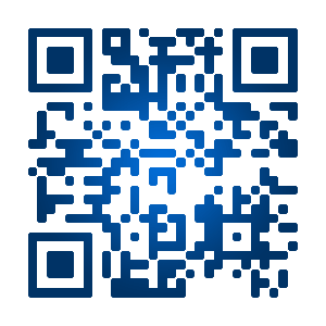 QR code with a gradient