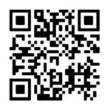 Modified QR code with round corners